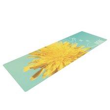 You Are My Sunshine by Beth Engel Flower Yoga Mat
