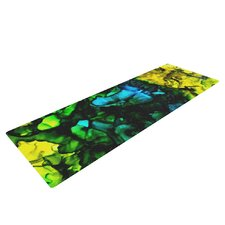 Ariel by Claire Day Yoga Mat
