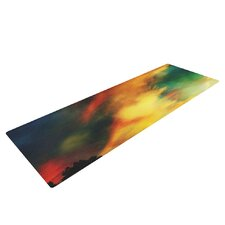 A Dreamscape Revisited by Caleb Troy Yoga Mat