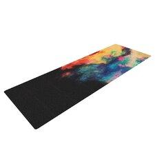 Rainbow by Caleb Troy Yoga Mat