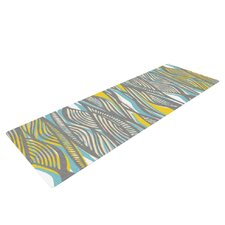 Drift by Gill Eggleston Yoga Mat