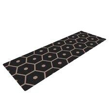 Tiled Mono by Budi Kwan Yoga Mat