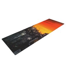Paris by Christen Treat Yoga Mat