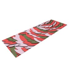 Wings by Akwaflorell Yoga Mat