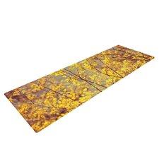 Autumn by Ingrid Beddoes Yoga Mat