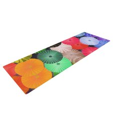 Parasol by Heidi Jennings Paper Circle Yoga Mat