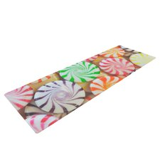 I Want Candy by Libertad Leal Yoga Mat