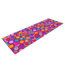 My Colourful Circles by Julia Grifol Yoga Mat