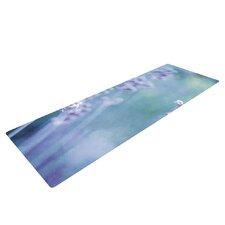 Lavender Dream by Iris Lehnhardt Flower Yoga Mat