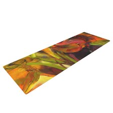 Mirrored in Nature by Kristin Humphrey Yoga Mat