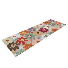 Sophie by Laura Escalante Floral Yoga Mat