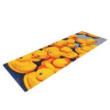 Duckies by Maynard Logan Yoga Mat