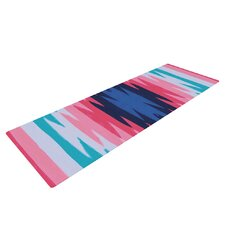 Surf Lovin II by Nika Martinez Yoga Mat