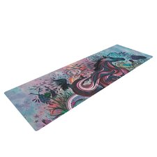 Poetry in Motion by Mat Miller Yoga Mat