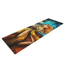 Nutcracker by Mandie Manzano Yoga Mat