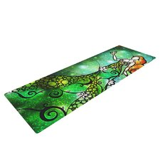 Fairy Tale Frog Prince by Mandie Manzano Yoga Mat