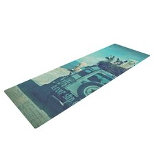 Never Stop Exploring III by Monika Strigel Yoga Mat
