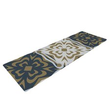 Contemporary Granny by Miranda Mol Yoga Mat