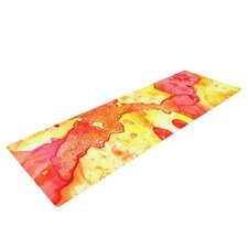 Hot Hot Hot by Rosie Brown Yoga Mat