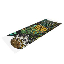 Multicolor Life by Pom Graphic Design Yoga Mat
