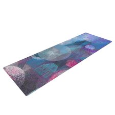Dream Houses by Marianna Tankelevich Yoga Mat