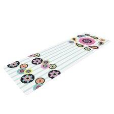 Paisley Party by Nina May Paisley Flower Yoga Mat