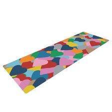 More Hearts by Project M Yoga Mat