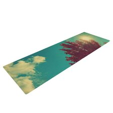 Change is Beautiful by Robin Dickinson Yoga Mat