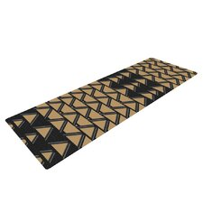 Deco Angles by Nina May Yoga Mat