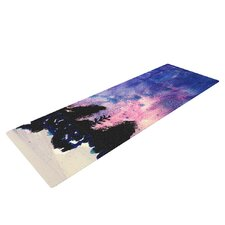 First Snow by Theresa Giolzetti Yoga Mat