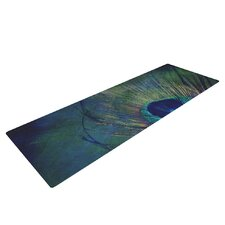 Plume by Robin Dickinson Yoga Mat