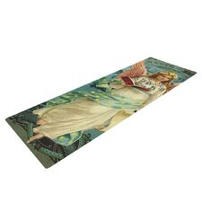 The Delivery by Suzanne Carter Yoga Mat
