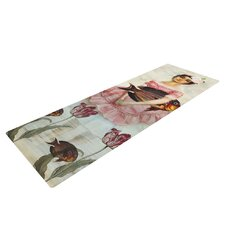 The Gardener by Suzanne Carter Yoga Mat