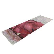 This Little Piggy by Rachel Kokko Yoga Mat