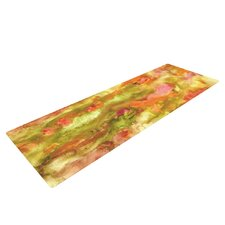 Walk in the Forest by Rosie Brown Yoga Mat