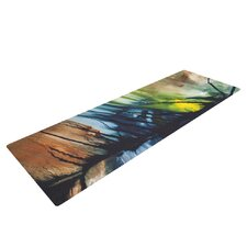 Gravity Falling by Steve Dix Yoga Mat