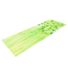 April Showers by Rosie Brown Yoga Mat