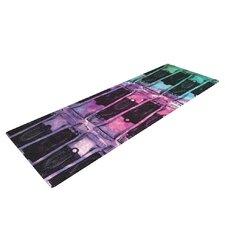 Paint Tubes II by Theresa Giolzetti Yoga Mat