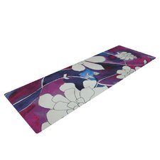Succulent Dance III by Theresa Giolzetti Yoga Mat