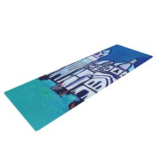 Venice by Theresa Giolzetti Yoga Mat