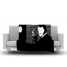 Vincent by Kevin Manley Fleece Throw Blanket