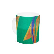 Deco Art by Alison Coxon 11 oz. Ceramic Coffee Mug