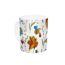 Bees by Alisa Drukman 11 oz. Ceramic Coffee Mug