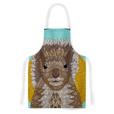 Squirrel by Art Love Passion Artistic Apron