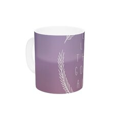 Little Thing by Galaxy Eyes 11 oz. Ceramic Coffee Mug