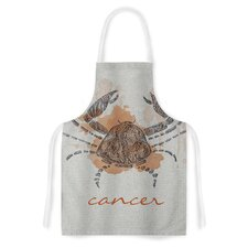 Cancer by Belinda Gillies Artistic Apron