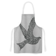 Dove by Belinda Gillies Artistic Apron