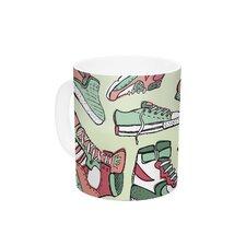 Sneaker Lover IV by Brienne Jepkema 11 oz. Ceramic Coffee Mug