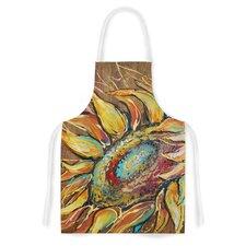 Sunflower by Brienne Jepkema Flower Artistic Apron