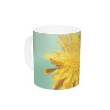 You Are My Sunshine by Beth Engel 11 oz. Flower Ceramic Coffee Mug